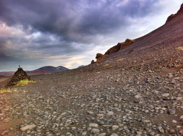 The internet needs more pictures of Landmannalaugar, Iceland, and not of blood blisters