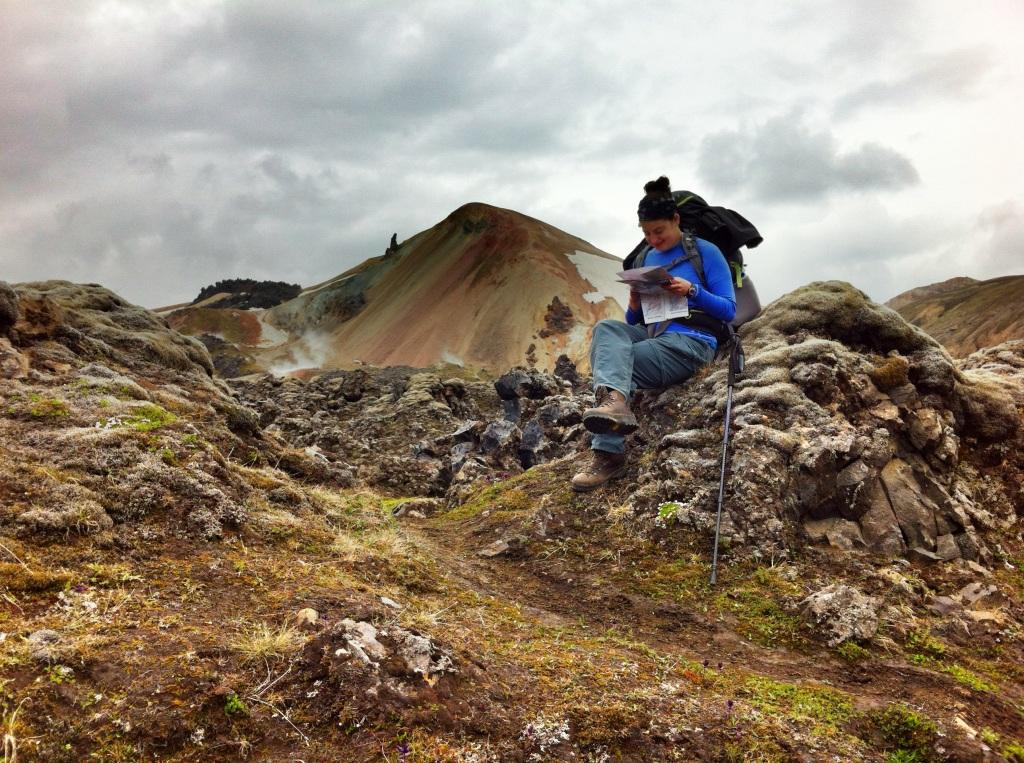 Exploring the Lava Fields